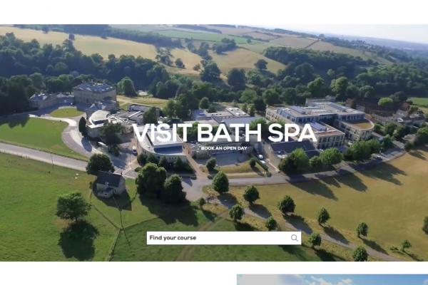 www.bathspa.ac.uk